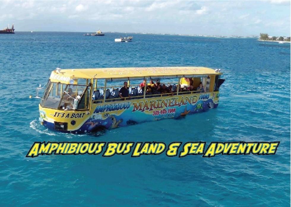 Cayman Islands Bus Tours